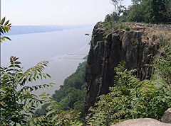 Palisades Near Englewood Cliffs