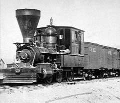 New Jersey Railroad Development